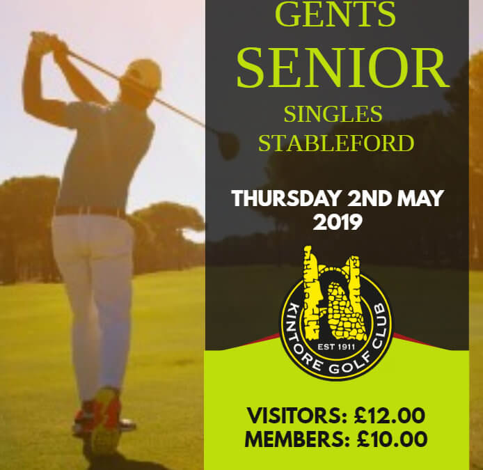 Gents Senior Open